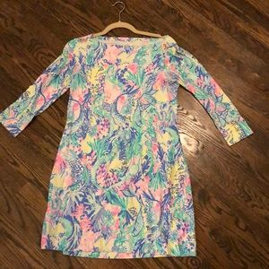 Lilly Pulitzer Sophie Dress in Mermaids Cove